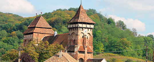 Wurmloch / Valea Viilor / Nagybaromlak