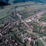 Dorf und Kirchenburg