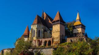 Restaurierung der Kirchenburg Birthälm